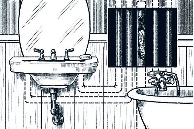 Фото №3 - Куда в квартире прятать деньги: 12 хитрых тайников