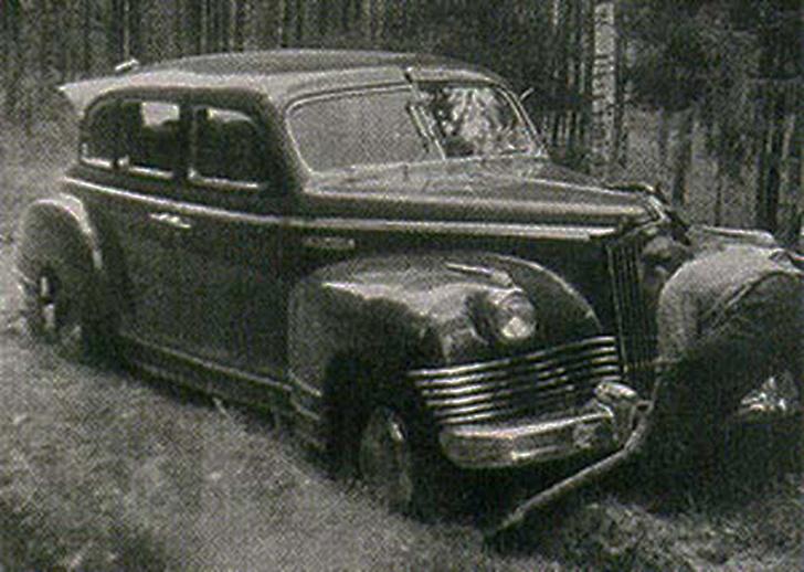 Фото №9 - 5 самых роскошных советских автомобилей
