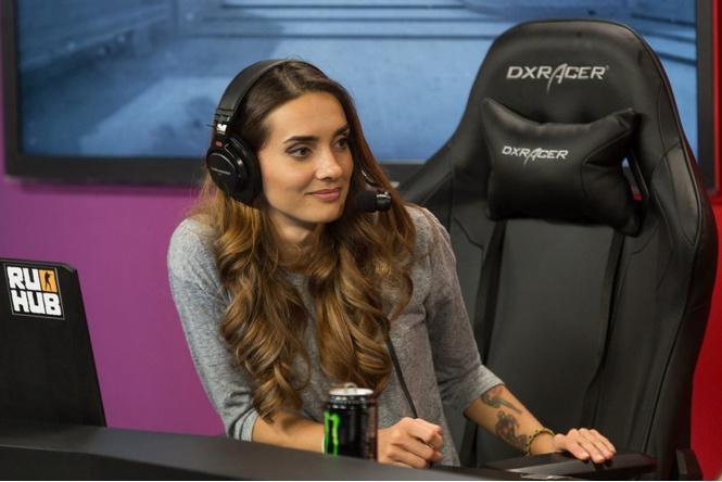 На Epicenter мы познакомились с Еленой Meg Урусовой, главной девушкой в нашем Counter-Strike