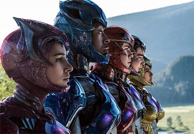В «Могучих рейнджерах» появится первая вистории кино супергероиня-лесбиянка
