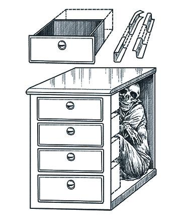 Куда в квартире прятать деньги
