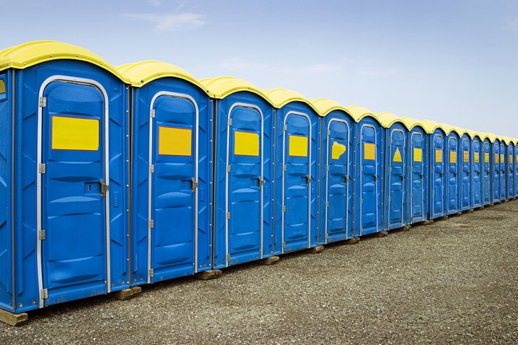 Фото №1 - Ультрамарафонец выиграл гонку, спрятавшись в туалете