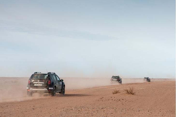 Фото №18 - Renault Duster: до Сахары подбросишь?