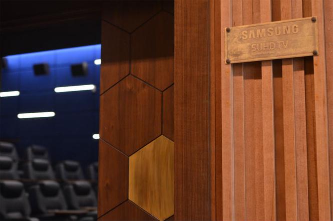Сообразили на двоих:  Кинотеатр «Москва» и Samsung запустили конкурс