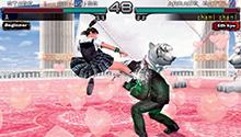 Фото №12 - Девушки из игры Tekken — добро должно быть с кулачками