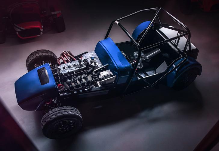Фото №1 - Вот он, самый крутой подарок на 23 Февраля: конструктор-автомобиль Shortcut!