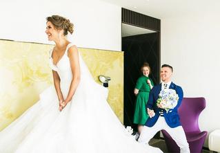 Случилось непоправимое! Звезда «Лабутенов» Юлия Топольницкая вышла замуж!