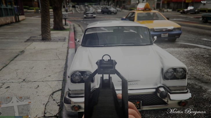 Фото №2 - Grand Theft Auto 5 сделали еще реальнее