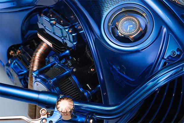 Фото №3 - Знакомься: самый дорогой мотоцикл в истории! Угадай, от какой фирмы!