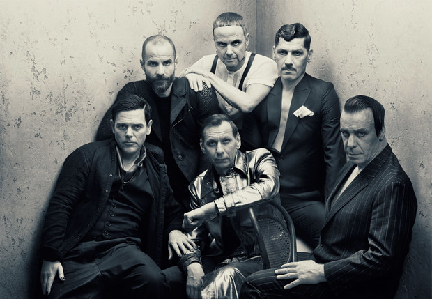 Фото №1 - У Rammstein вышел новый альбом. Послушай его прямо сейчас