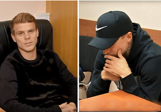 Видео допросов Кокорина и Мамаева