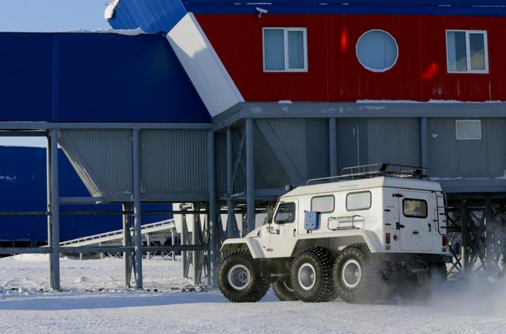 Фото №2 - Айда в виртуальный тур по российской арктической базе!