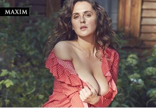 Дачные удовольствия: наша загородная фотосессия актрисы Марии Шумаковой