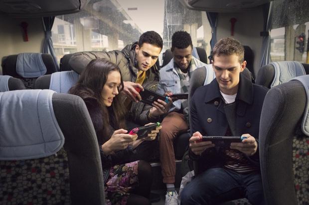 Фото №1 - Nintendo Switch: подарок для игромана