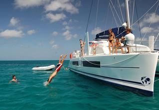 Лето на яхте. Полный вперед!