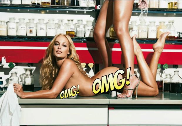 Фото №7 - Майли Сайрус, Крисси Тейген и другие сексуальные красавицы этой недели!