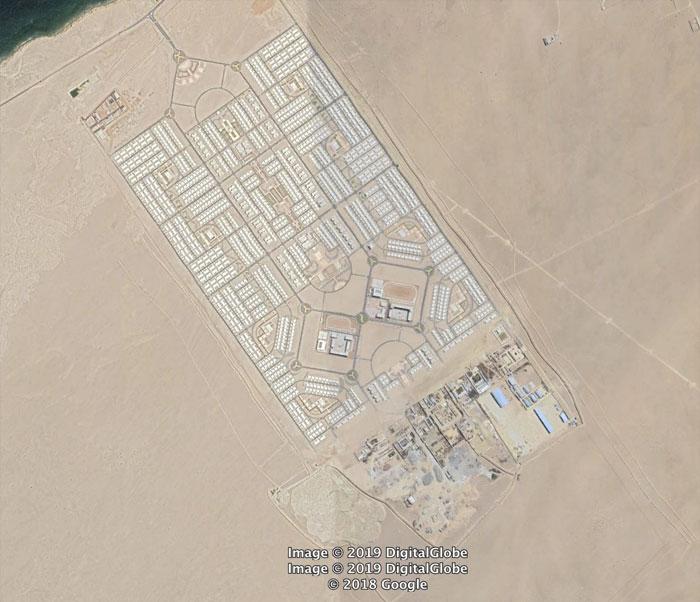 Фото №3 - 20 необычных мест, найденных на Google Earth