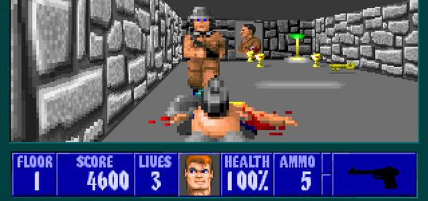Фото №2 - 5 причин всю следующую неделю играть в Wolfenstein: The New Order, наврав боссу, что тебя похитили