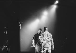Выход Wu-Tang. Отцы хип-хопа освятили своим присутствием московский клуб Space