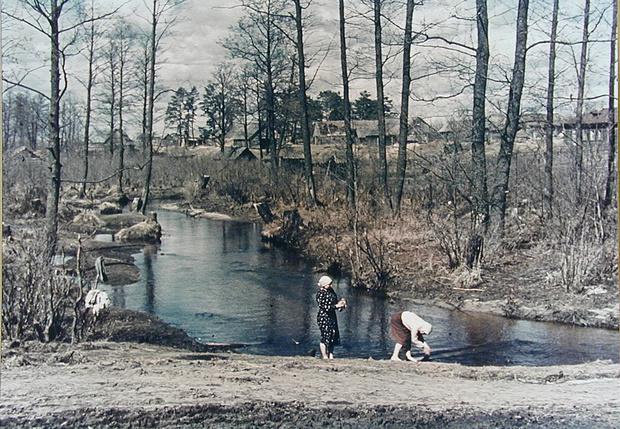 Фото №1 - Фотографии, сделанные солдатом вермахта в 1942-1943 годах в Калужской области