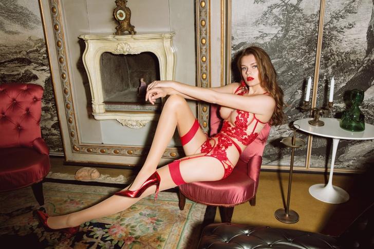 Фото №7 - Как одеть девушку в крутое белье: один, но дельный, способ от Incanto