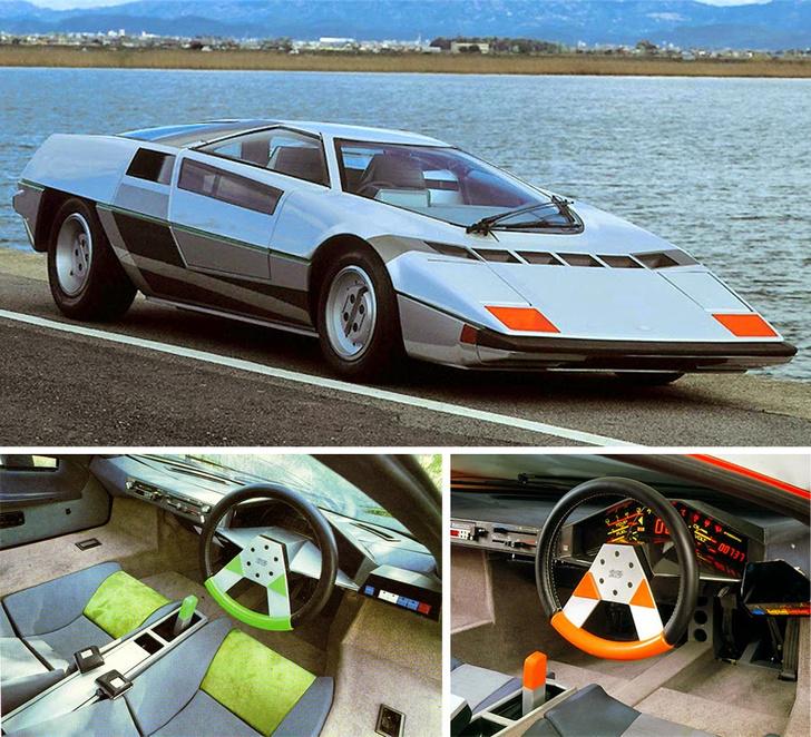 Фото №13 - Как представляли в прошлом автомобили будущего