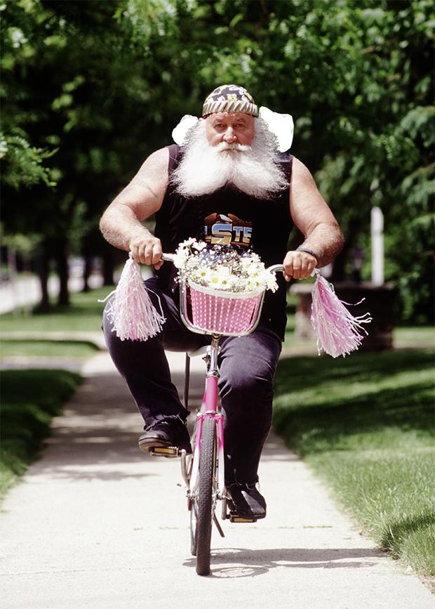 Фото №3 - Как ездить на велосипеде круглый год