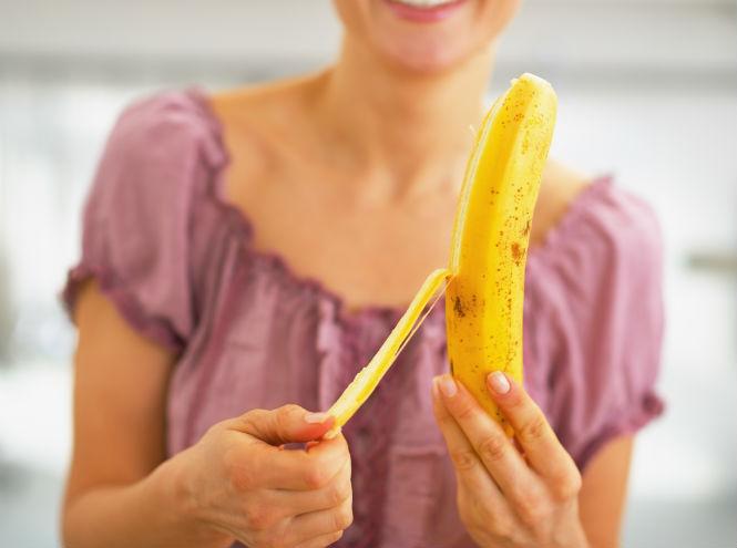 Фото №1 - Ты ешь бананы неправильно!