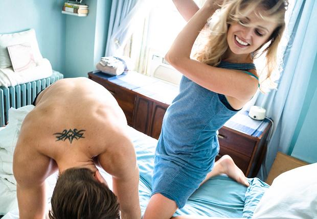 Фото №5 - 17 способов порадовать 5 чувств женщины, которая рискнула лечь с тобой в постель