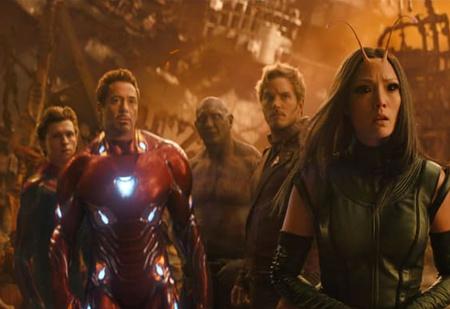 В Сеть утек трейлер к «Мстителям-4»