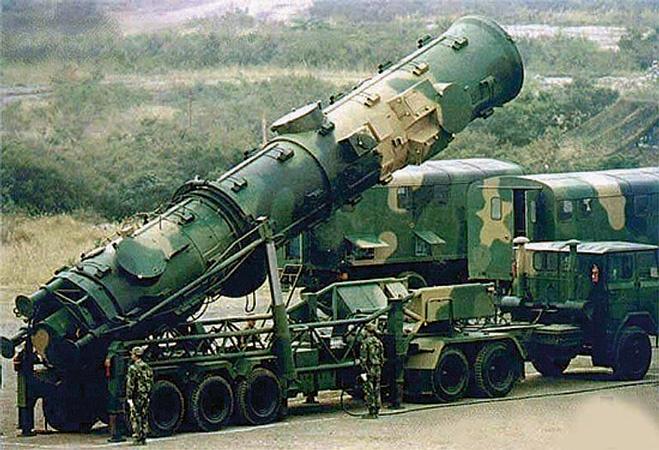 DF-21 (CSS-5), Китай
