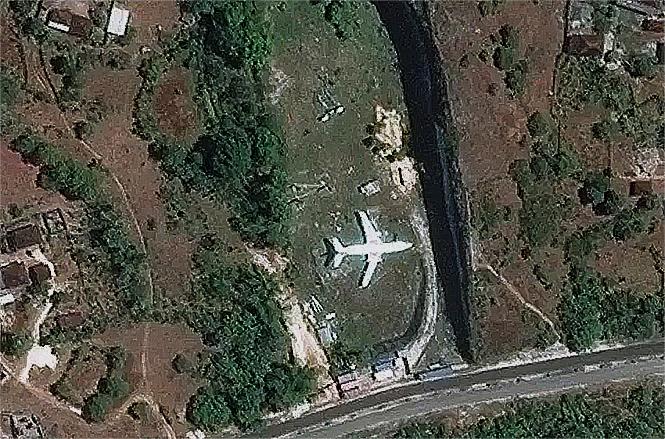 Фото №4 - Мистерия тайны загадочного самолета: откуда взялся этот «Боинг»?!