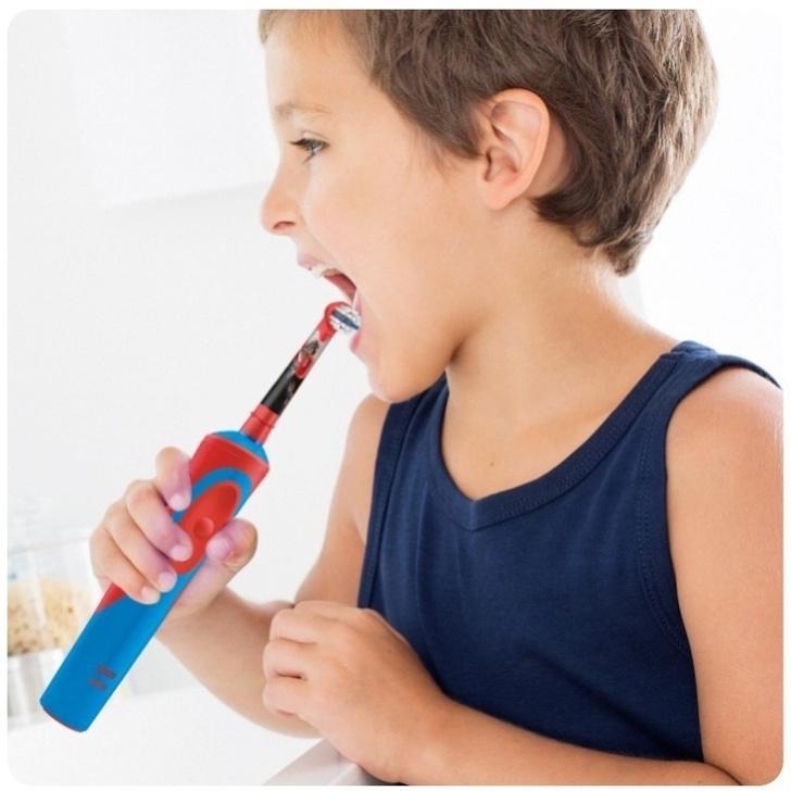 Фото №5 - Гигиена в подарок: Oral-B для всей семьи