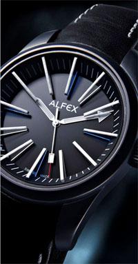 Фото №1 - Часы Black Light 5624 от Aflex
