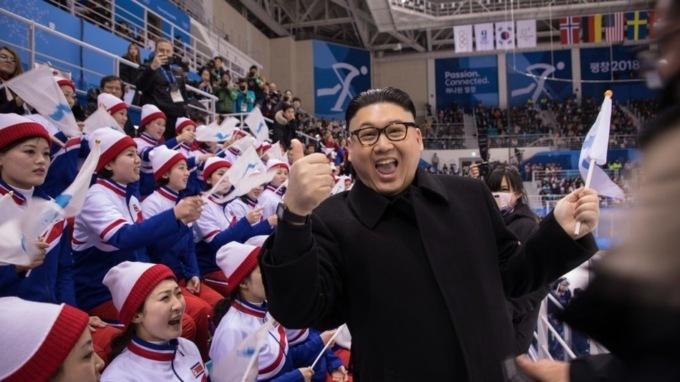 Фото №1 - Шутки и мемы про зимнюю Олимпиаду в Пхенчхане!