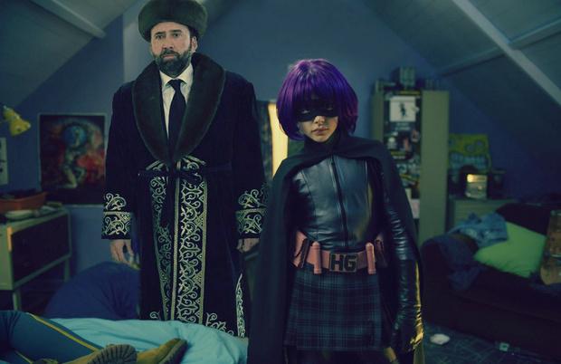 Фото №16 - Лучшие фотожабы на Николаса Кейджа в Казахстане