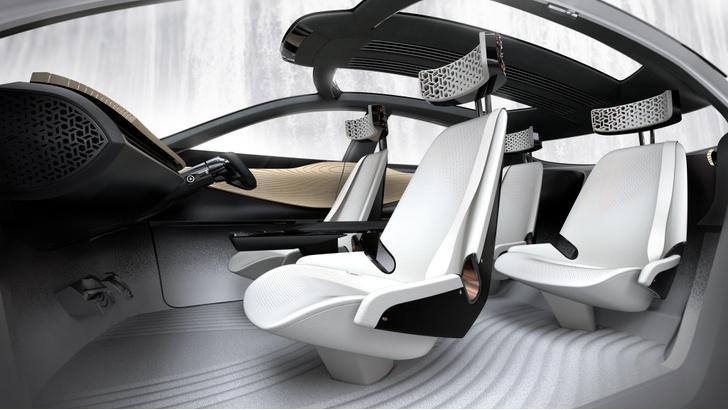 Фото №8 - Электрический концепт Nissan IMx намекает, на чем ты будешь ездить на дачу лет через десять