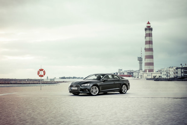 Фото №2 - Быстрее, выше, сильнее: спортивные новинки  Audi A5 и Audi S5 Coupé