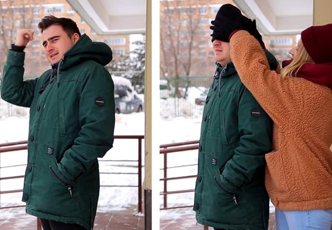 Зима с девушкой и зима без девушки: честное ВИДЕО