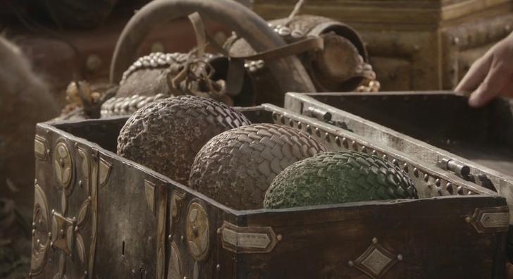 Фото №1 - Тайные сюрпризы сериала «Игра престолов», которые ты не заметил!
