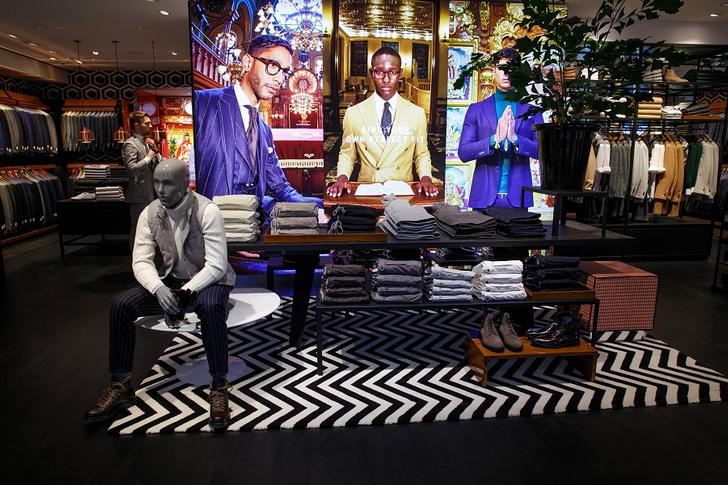 Фото №1 - Suitsupply открыл новый бутик на Большой Дмитровке