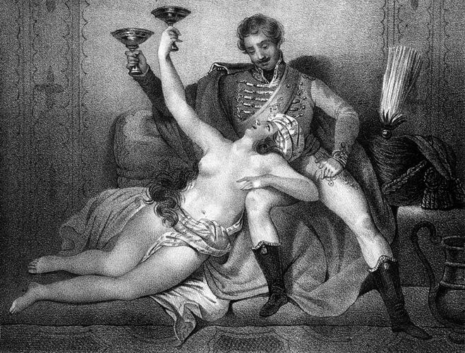 Фото №1 - 38 правил сексуального этикета для благородного плотолюбца