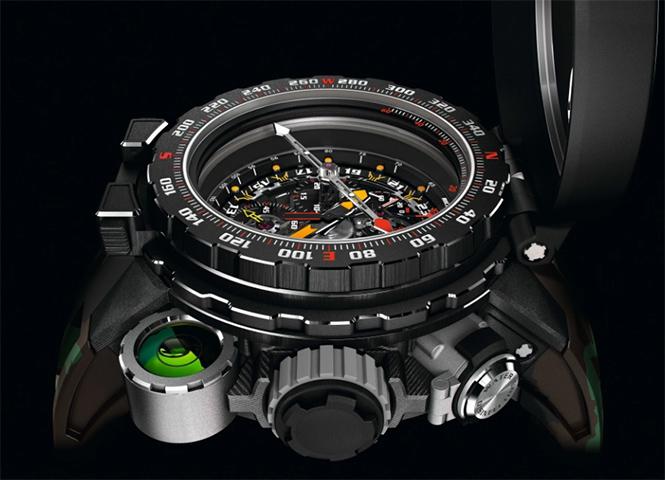 Фото №3 - Сильвестр Сталлоне выпустил «неубиваемые» часы