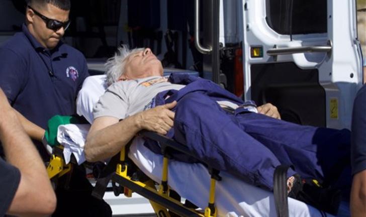 Фото №11 - Взлет и падение (и госпитализация) Майка Хьюза
