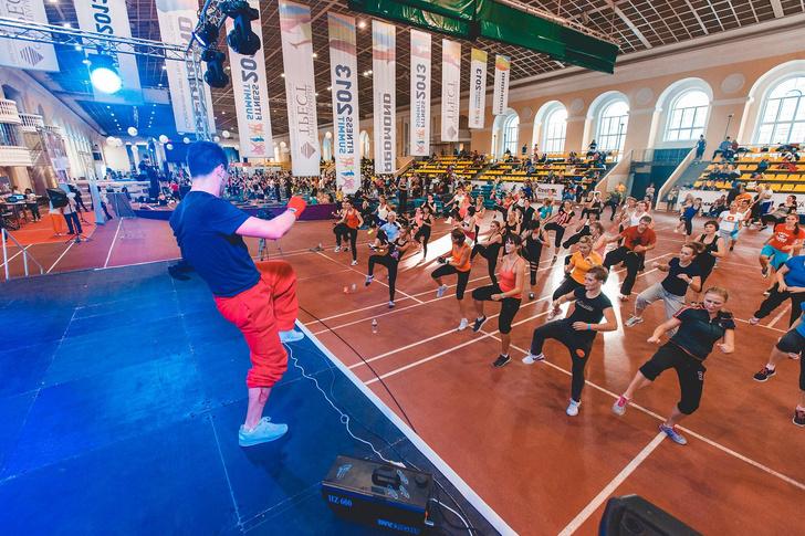 Фото №1 - Культурный спорт на FITNESS SUMMIT 2014