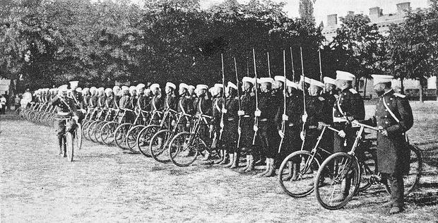 Фото №20 - Непридуманная история велосипедных войск