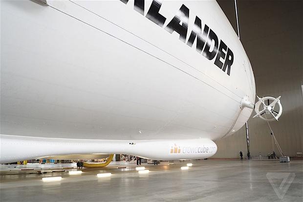Фото №6 - Запредельно громадный мега-дирижабль Airlander 10 готов к запуску!