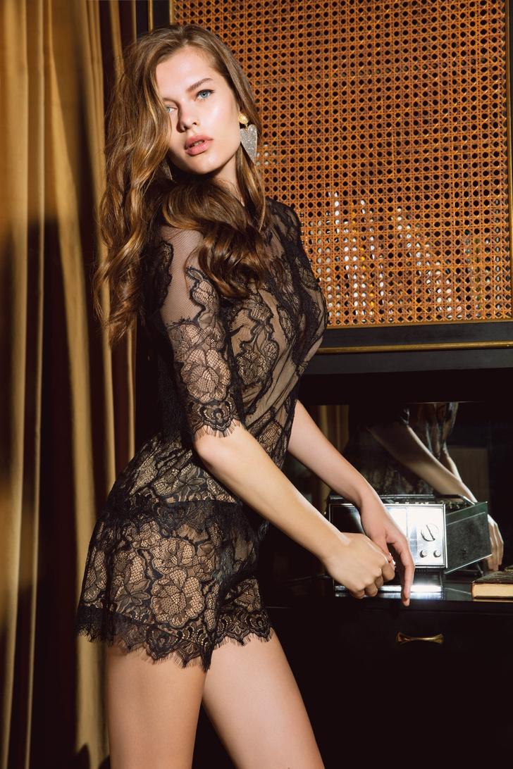 Фото №5 - Как одеть девушку в крутое белье: один, но дельный, способ от Incanto
