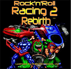 Я ваше ретро: Rock n' Roll Racing