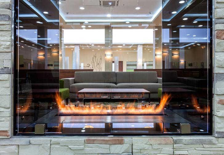Фото №2 - Hilton Garden Inn — четырехзвездочные 14 гектар!